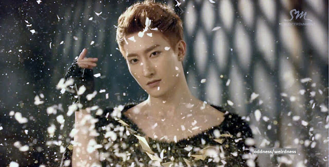 Super Junior-M releases the Break Down mv.