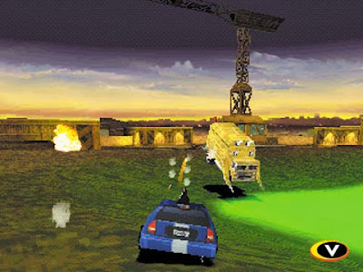 Twisted Metal 4 Compressed PC Game