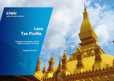 KPMG Laos Tax Profile May 2013