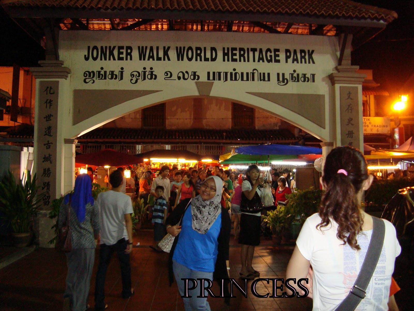 Kisah si princess jonker walk melaka - Apa itu walk in closet ...