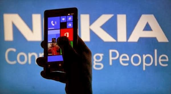 Lumia Akan Luncurkan Tablet 8 Inci pada Tahun 2014