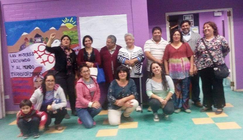 FEMINISMO COMUNITARIO EN POBLACIÓN PARINACOTA