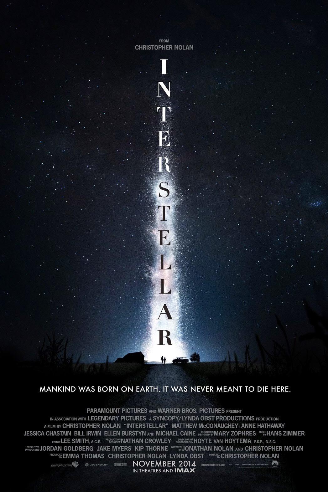 Interstellar - oczekiwania przed premierą filmu