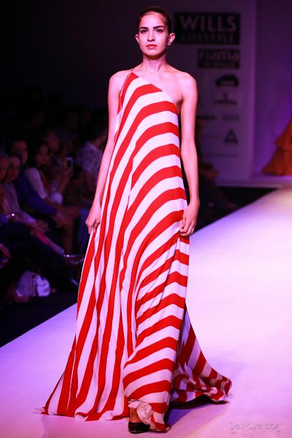 Gauri Nainika Spring Summer 2014 WIFW