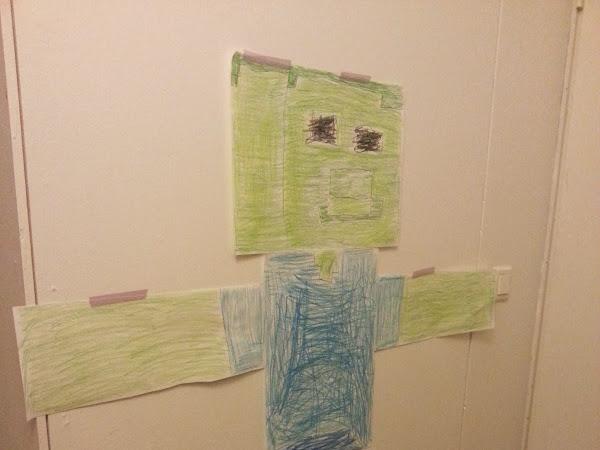 Ompelua: Minecraft -pehmot