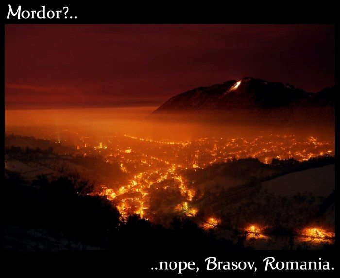 One Does not Simply Walk Into Mordor - Oh Wait A Second