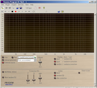 resone freeware ear training equalizer live on stage