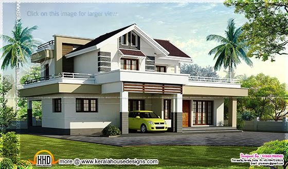 house 2200 sq ft thumb 2200 square feet 3 bedroom house design