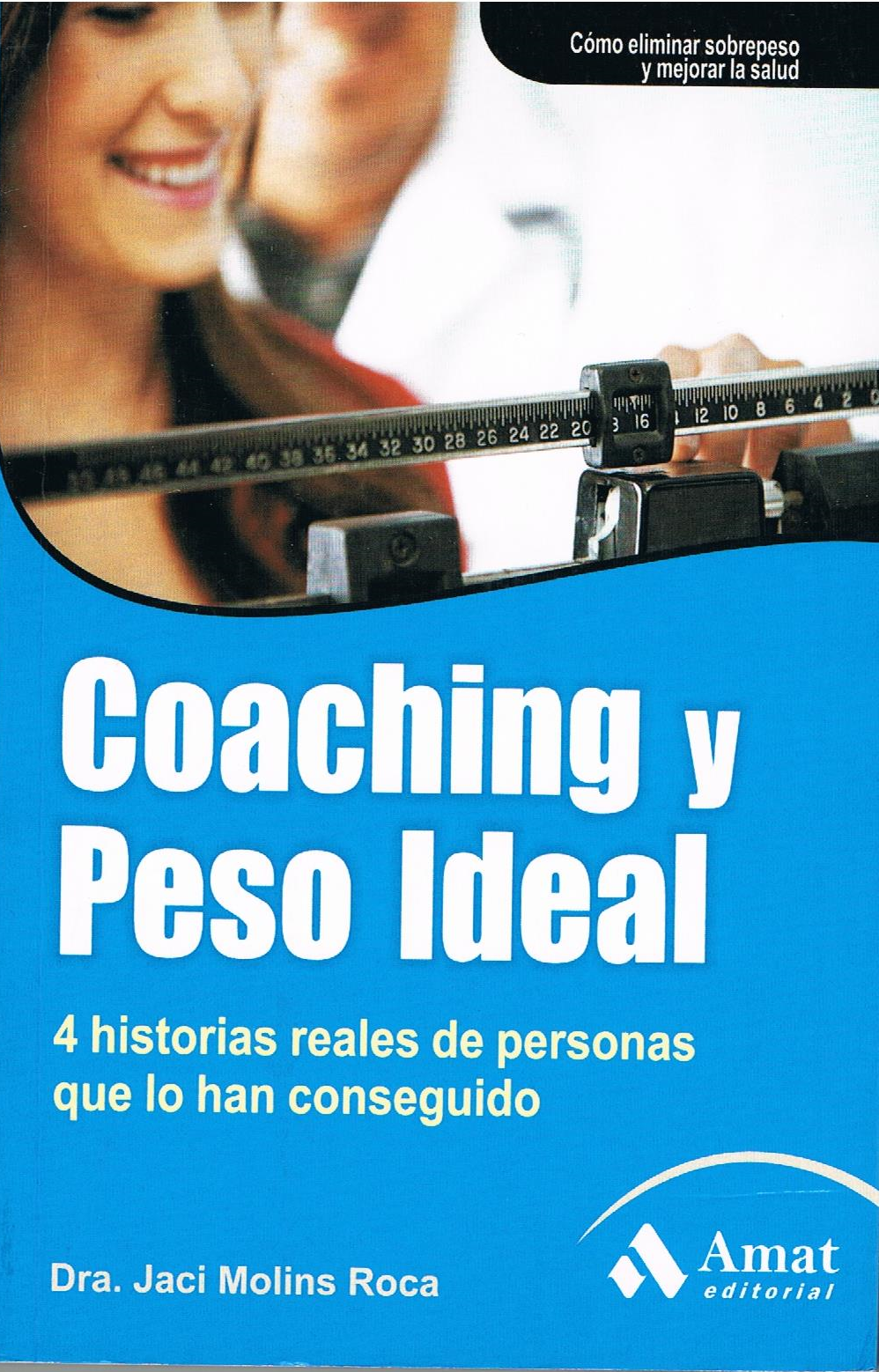 Reseña del libro Coaching y Peso Ideal