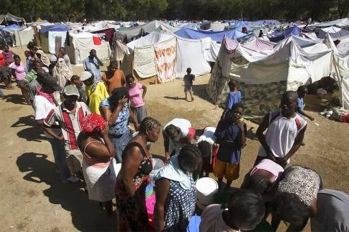 Complicado panorama en Haití a 4 años del terremoto, 12 de Enero 2014