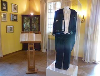 Casa-Museo de Luciano Pavarotti.