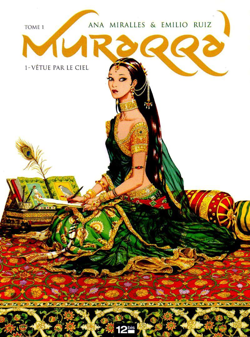 Muraqqa - Ana Miralles - Emilio Ruíz