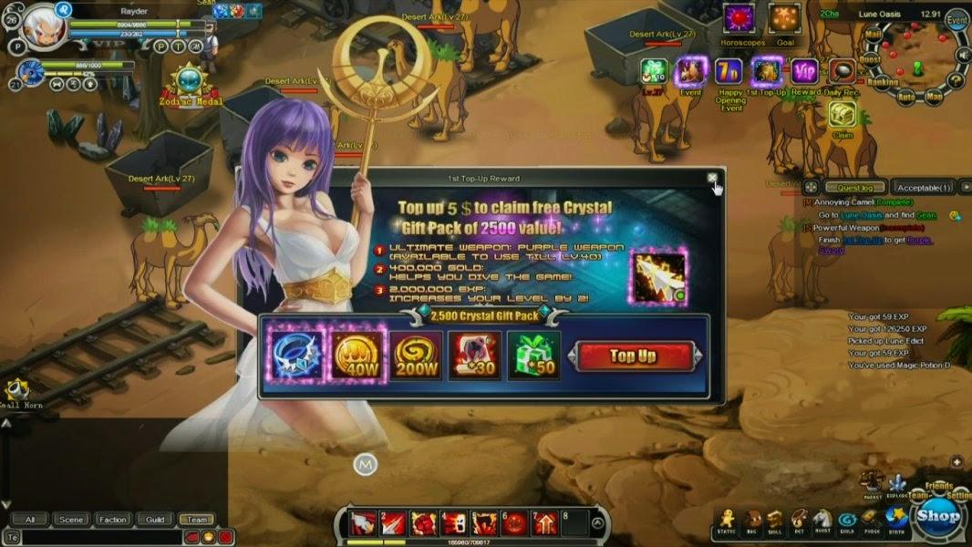 Moosetache games online