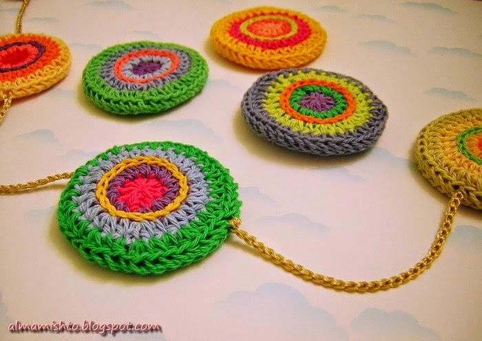 Alma Mishto de Cora King: Mini Mandalas, el tutorial