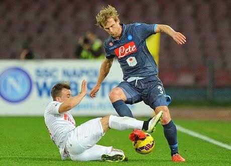 Copa Italia : Napoli 1-0 Inter Milan