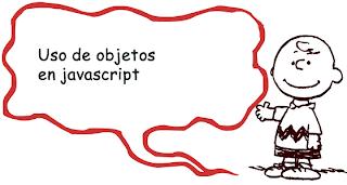 Uso de objetos en javascript