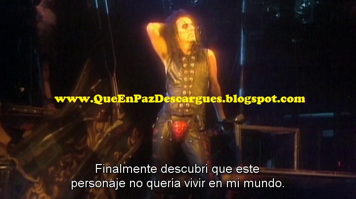Super Cuper Alice Cooper-Subtítulos en español