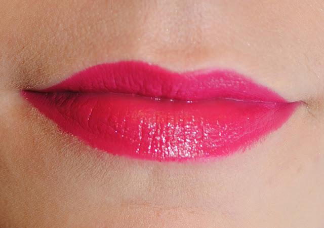 Flower Kiss Stick High-Shine Lipstick in Petunia Petals