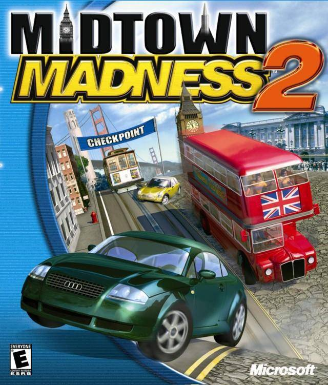 Free Games For Everyone: Midtown Madness 2