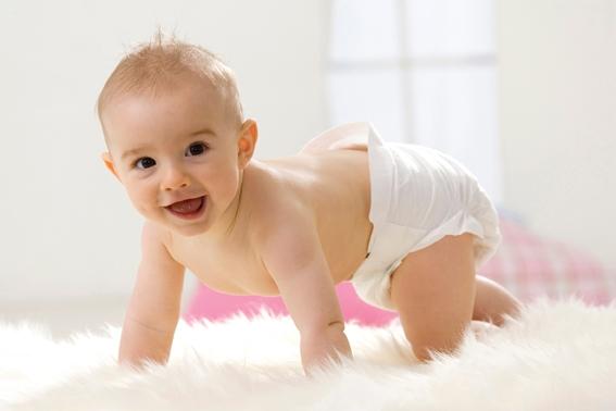 Bebeklerde Pişik İçin Nişasta