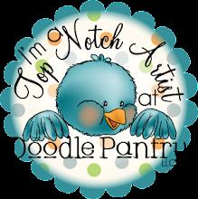 Doodle Pantry Top Notch