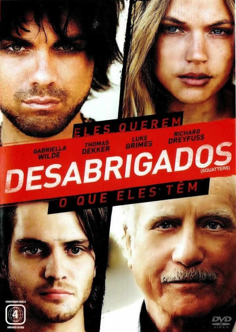 Desabrigados – Dublado (2014)