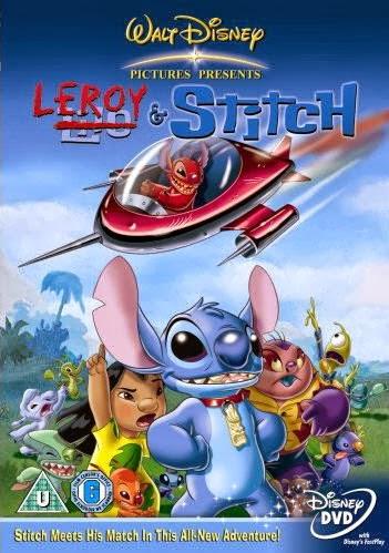 Leroy e Stich – Dublado