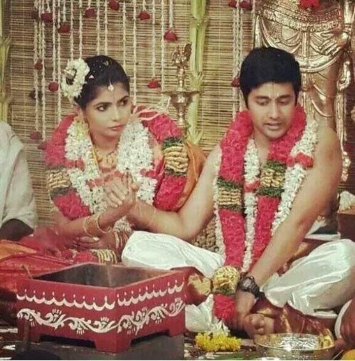 Singer Chinmayi Rahul Wedding Photos