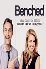 Benched (2014) Temporada 1 audio español