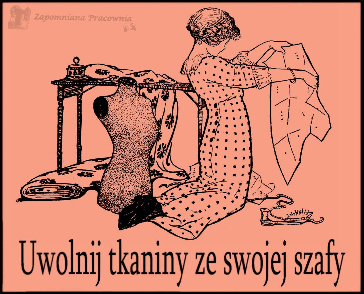 Uwalniam tkaniny