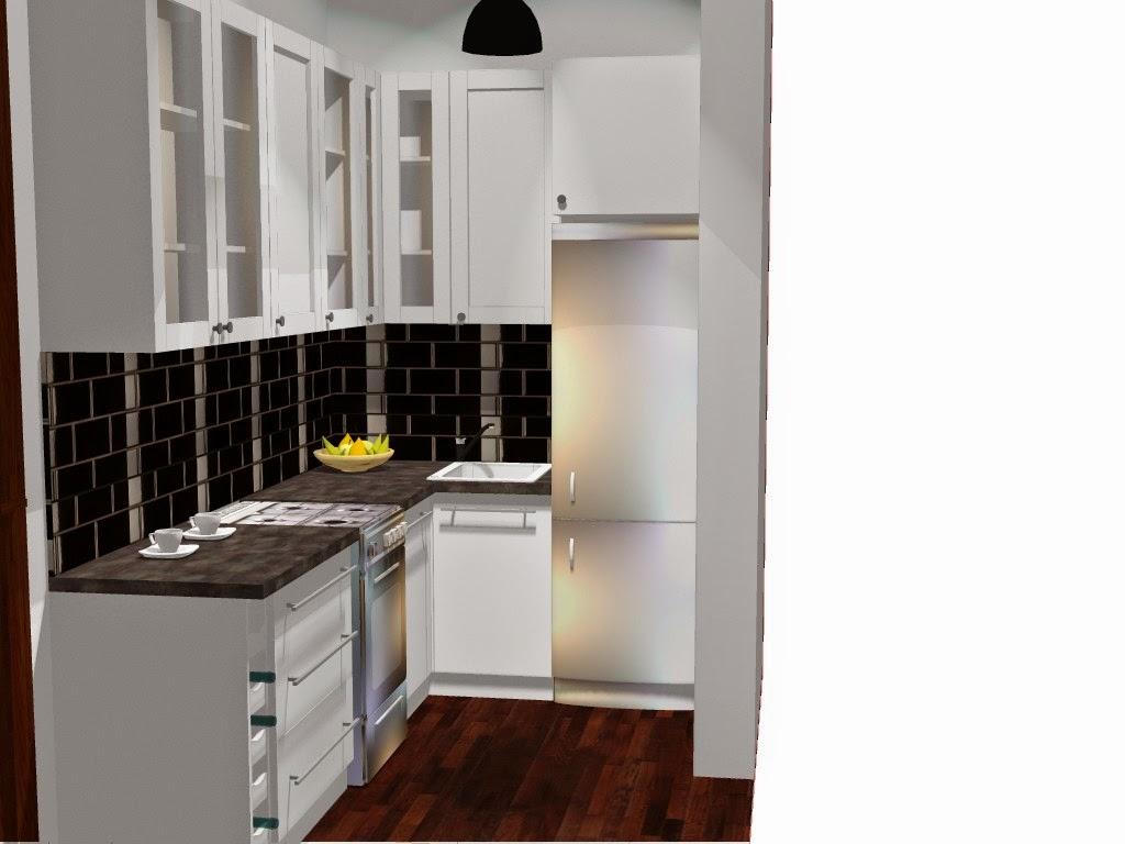 Kuchnia w wysokim bloku  Blog o projektowaniu mebli -> Kuchnia Do Bloku