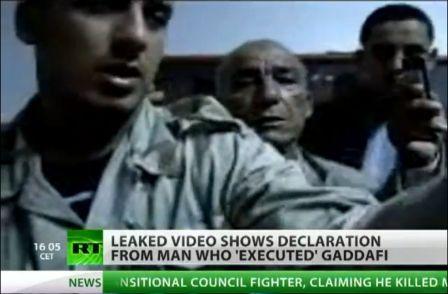 pemuda pembunuh khadafi