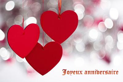 Une lettre d'amour pour une femme anniversaire