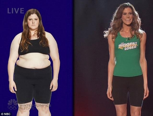 Biggest Loser Winner Rachel Frederickson, Biggest Loser Winner, Rachel Frederickson