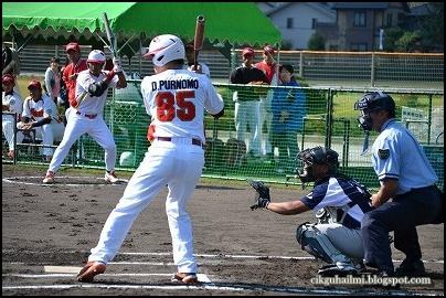 Jepun Wakil Asia ke Kejohanan Sofbol Dunia 2013