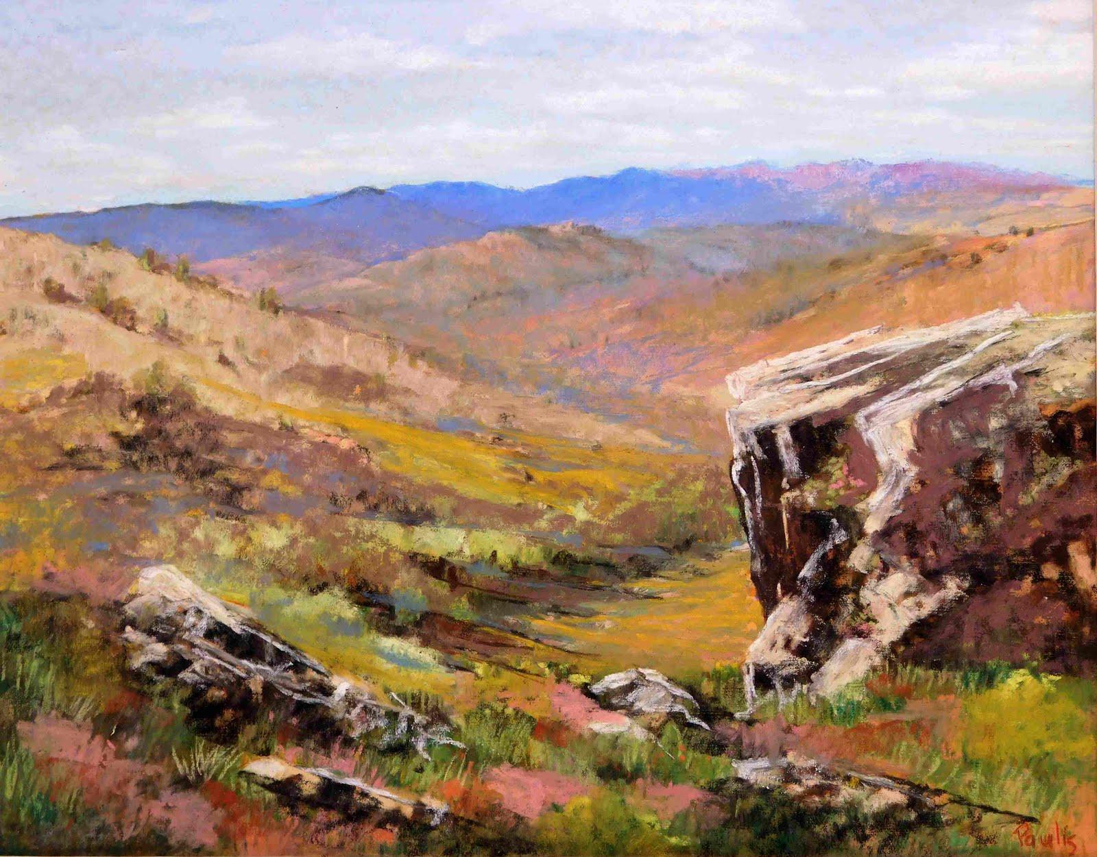 Spring Day Lagomarsino Canyon