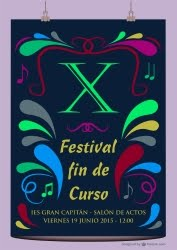 10º festival > cartel