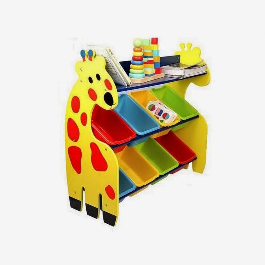 Kid Toy Organizer Giraffe