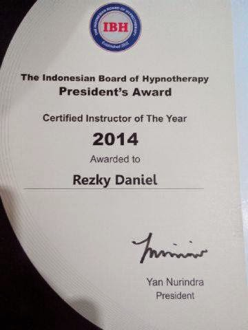 IBH Instructor of The Year 2014
