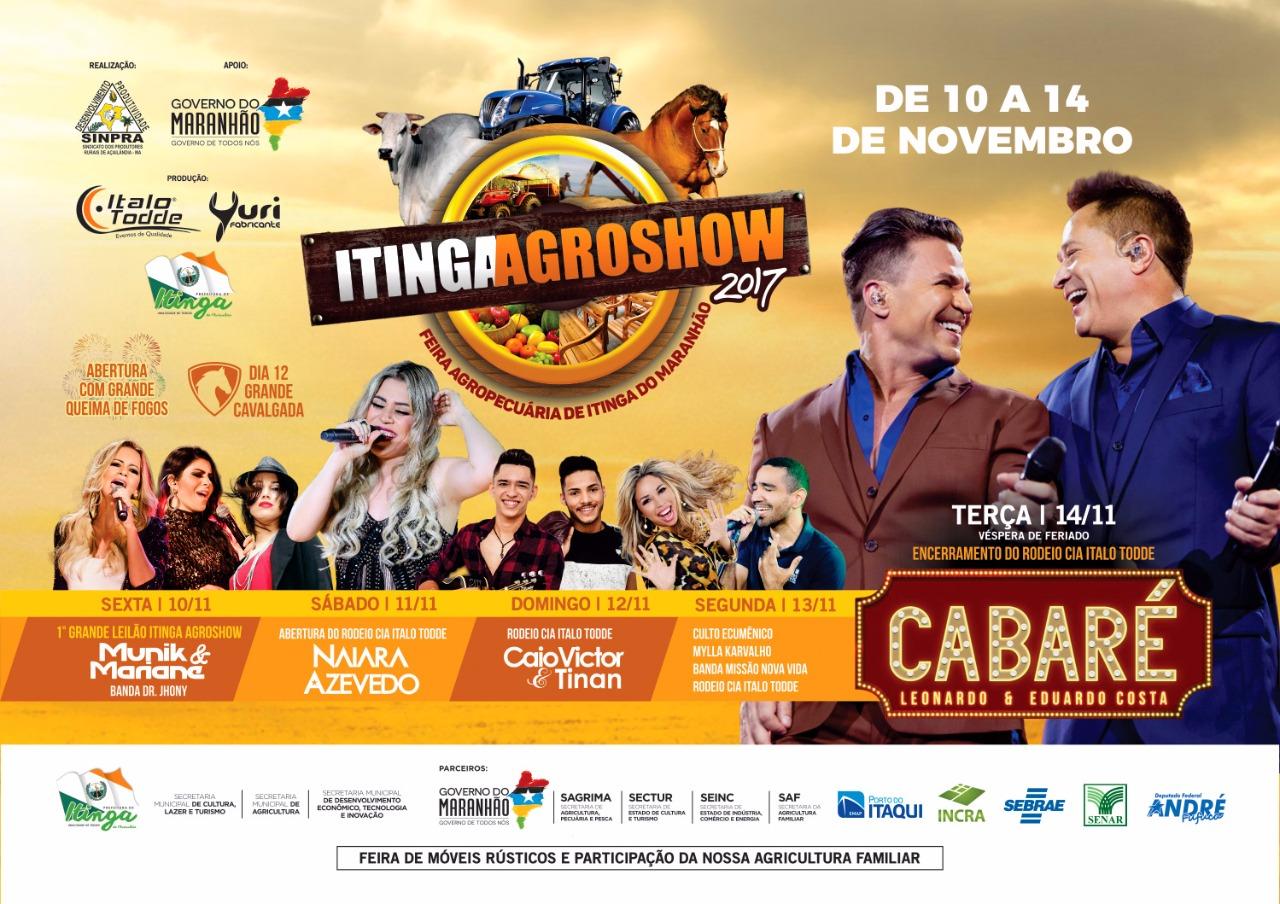 ITINGAAGROSHOW!!!! 2017