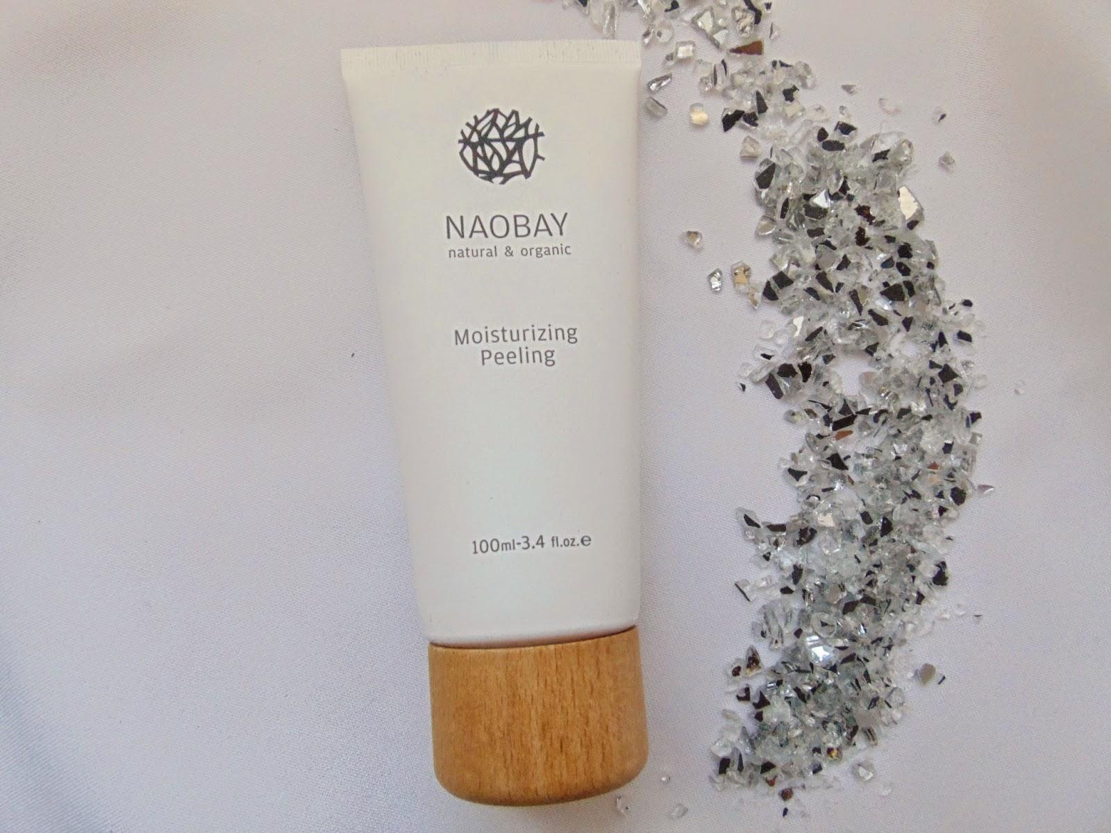 Naobay - Natural & Organic - Moisturizing Peeling - www.annitschkasblog.de