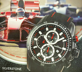 Relógio ALBATROSS Silverstone Red