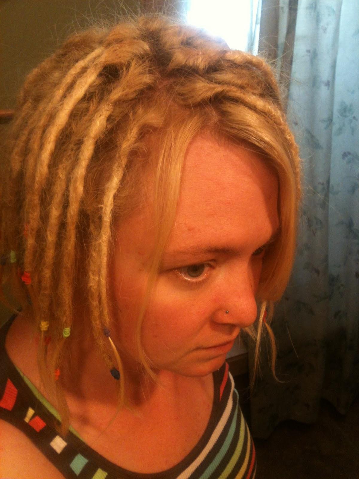 how to make dreads longer