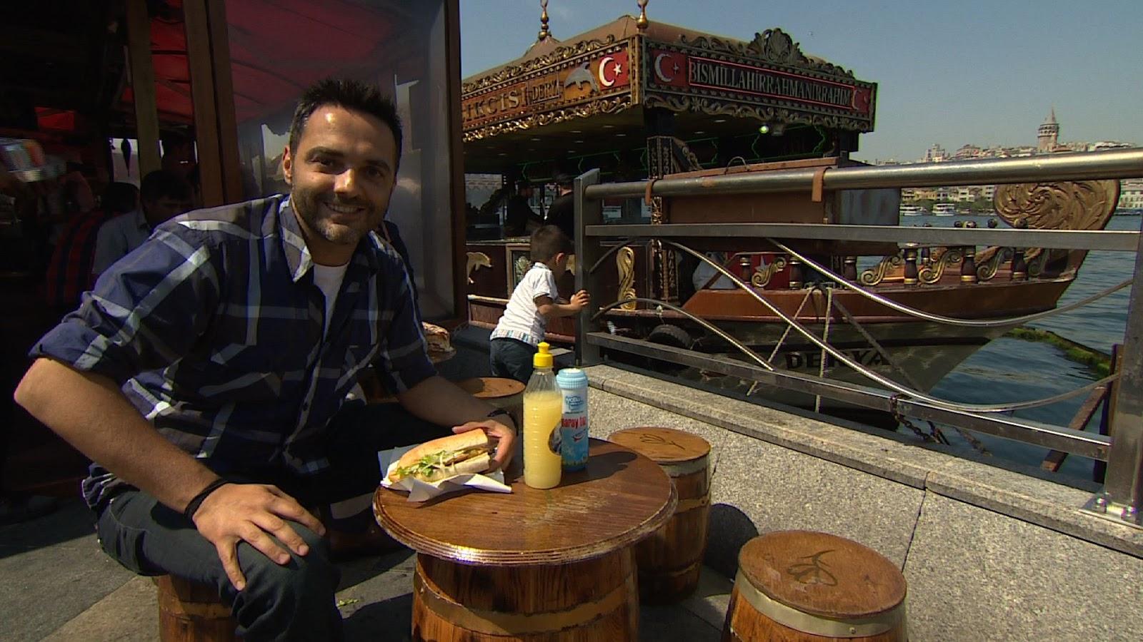 Türk Site' de Mutfak Sırları Tanıtıldı