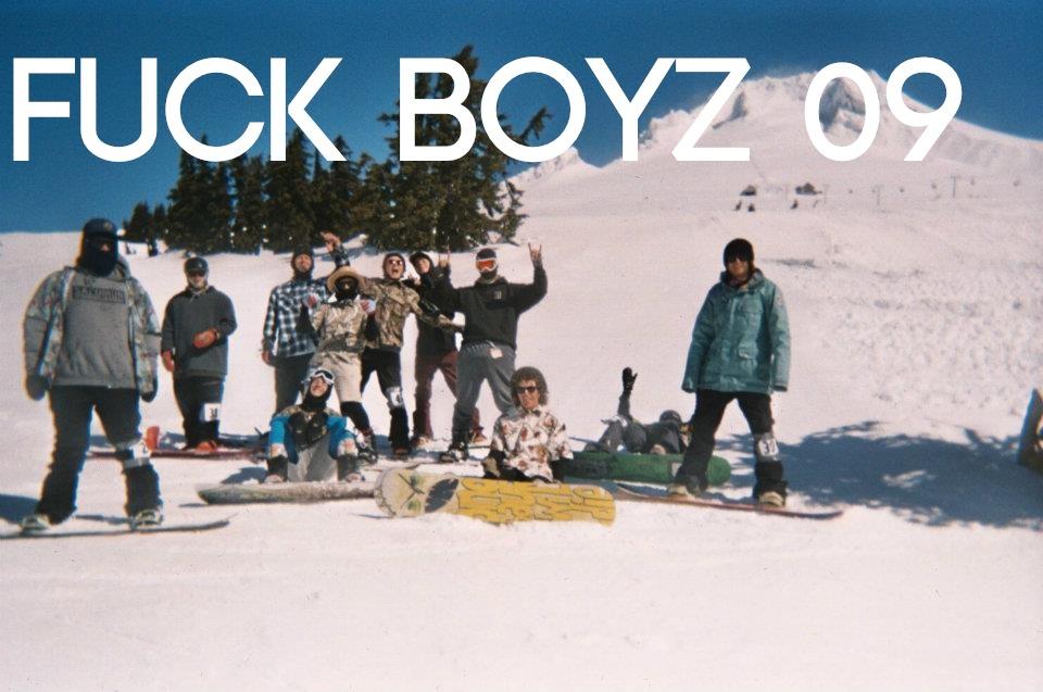 Fuck boyz 09