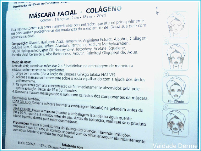 Enlil Mask Pack Collagen da Native