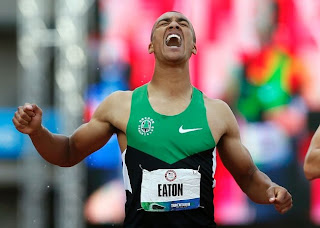 ashton eaton world record