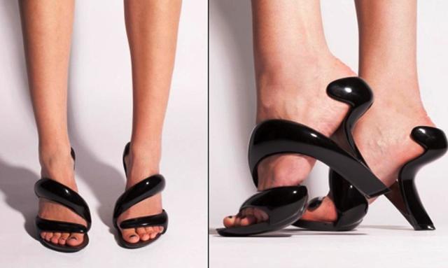 Sepatu Paling Unik dan Aneh - Sepatu Mojito