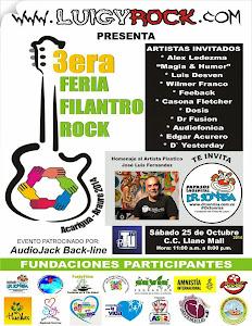 3era Feria FilantroRock Acarigua Araure 2014