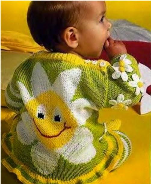 Margarita en Abrigo de Bebé